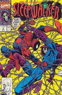 Cover Thumbnail for Sleepwalker (Marvel, 1991 series) #5