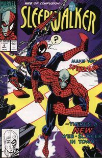 Cover Thumbnail for Sleepwalker (Marvel, 1991 series) #6