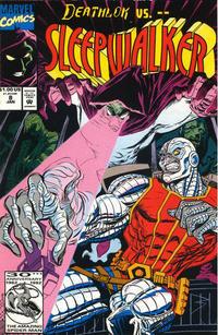 Cover Thumbnail for Sleepwalker (Marvel, 1991 series) #8 [JC Penney Boxed Set Variant]