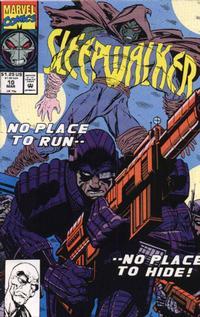 Cover Thumbnail for Sleepwalker (Marvel, 1991 series) #10 [Direct]