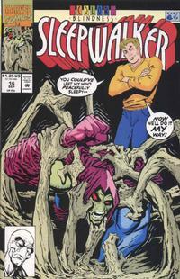Cover Thumbnail for Sleepwalker (Marvel, 1991 series) #16