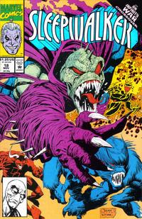 Cover Thumbnail for Sleepwalker (Marvel, 1991 series) #18