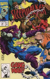 Cover Thumbnail for Sleepwalker (Marvel, 1991 series) #24
