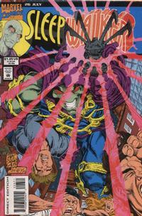 Cover Thumbnail for Sleepwalker (Marvel, 1991 series) #26