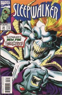 Cover Thumbnail for Sleepwalker (Marvel, 1991 series) #28