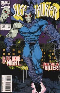 Cover Thumbnail for Sleepwalker (Marvel, 1991 series) #30