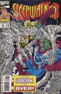 Cover Thumbnail for Sleepwalker (Marvel, 1991 series) #33
