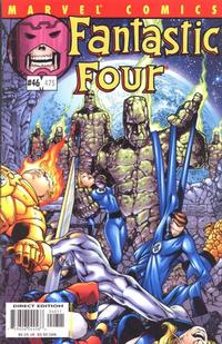 Cover Thumbnail for Fantastic Four (Marvel, 1998 series) #46 (475) [Direct Edition]