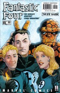 Cover Thumbnail for Fantastic Four (Marvel, 1998 series) #50 (479) [Direct Edition]