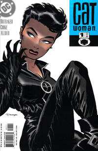 Cover Thumbnail for Catwoman (DC, 2002 series) #1