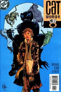 Cover Thumbnail for Catwoman (DC, 2002 series) #6