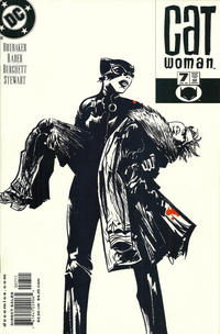 Cover Thumbnail for Catwoman (DC, 2002 series) #7 [Direct Sales]