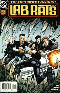 Cover Thumbnail for Lab Rats (DC, 2002 series) #1