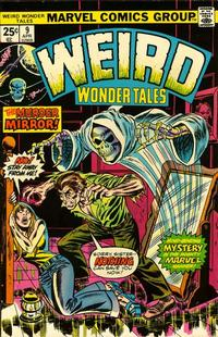 Cover Thumbnail for Weird Wonder Tales (Marvel, 1973 series) #9