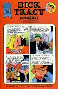 Cover Thumbnail for Dick Tracy Monthly (Blackthorne, 1986 series) #2