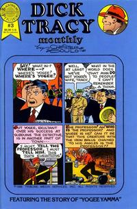 Cover Thumbnail for Dick Tracy Monthly (Blackthorne, 1986 series) #3