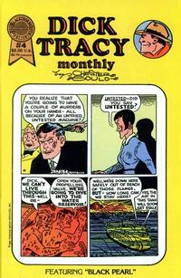 Cover Thumbnail for Dick Tracy Monthly (Blackthorne, 1986 series) #4