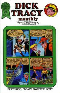 Cover Thumbnail for Dick Tracy Monthly (Blackthorne, 1986 series) #5