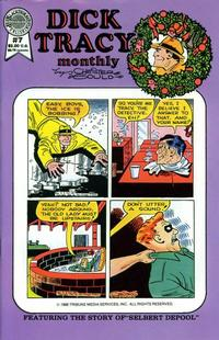 Cover Thumbnail for Dick Tracy Monthly (Blackthorne, 1986 series) #7