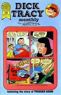 Cover Thumbnail for Dick Tracy Monthly (Blackthorne, 1986 series) #9