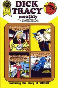 Cover Thumbnail for Dick Tracy Monthly (Blackthorne, 1986 series) #15