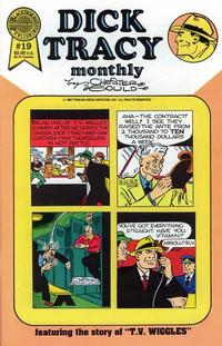 Cover Thumbnail for Dick Tracy Monthly (Blackthorne, 1986 series) #19