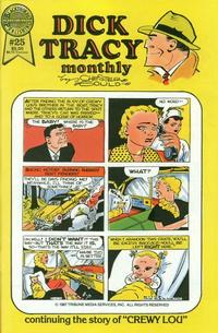 Cover Thumbnail for Dick Tracy Monthly (Blackthorne, 1986 series) #25