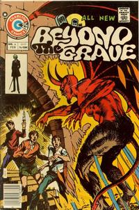 Cover Thumbnail for Beyond the Grave (Charlton, 1975 series) #4