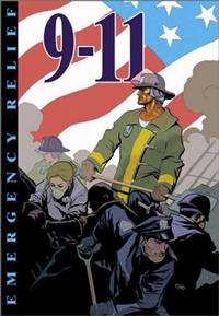 Cover Thumbnail for 9-11 Emergency Relief (Alternative Comics, 2002 series)