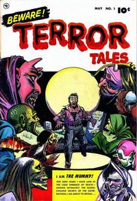Cover Thumbnail for Beware! Terror Tales (Fawcett, 1952 series) #1