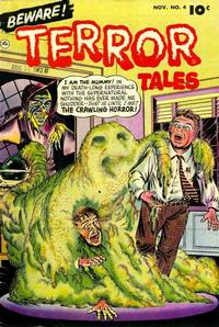 Cover Thumbnail for Beware! Terror Tales (Fawcett, 1952 series) #4