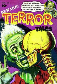Cover Thumbnail for Beware! Terror Tales (Fawcett, 1952 series) #6