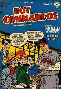 Cover Thumbnail for Boy Commandos (DC, 1942 series) #30