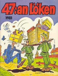 Cover Thumbnail for 47:an Löken [julalbum] (Semic, 1977 series) #1981