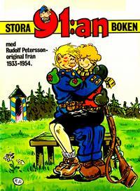 Cover Thumbnail for 91:an - stora 91:an-boken (Semic, 1975 series) #[inbunden]