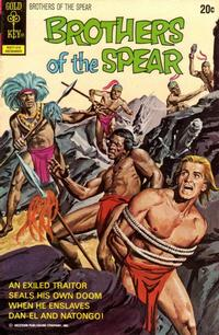 Cover Thumbnail for Brothers of the Spear (Western, 1972 series) #3