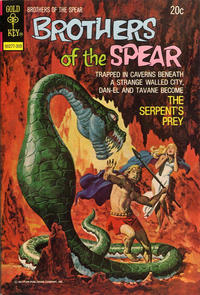 Cover Thumbnail for Brothers of the Spear (Western, 1972 series) #6