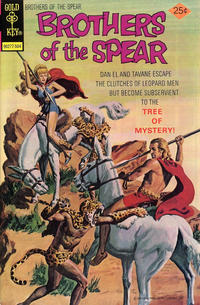 Cover Thumbnail for Brothers of the Spear (Western, 1972 series) #13