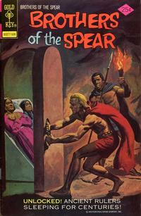 Cover Thumbnail for Brothers of the Spear (Western, 1972 series) #14