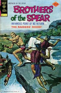 Cover Thumbnail for Brothers of the Spear (Western, 1972 series) #16 [Gold Key]
