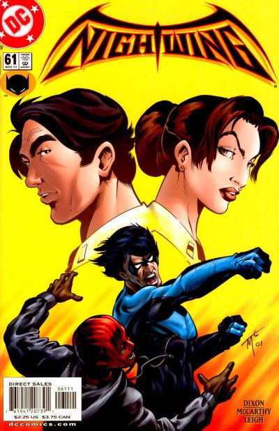 Cover for Nightwing (DC, 1996 series) #61