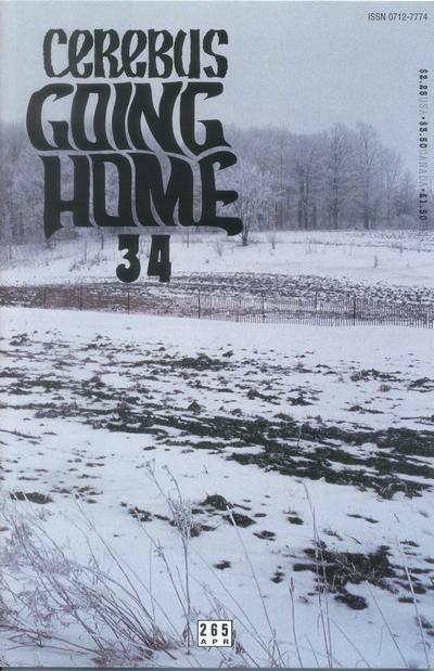 Cover for Cerebus (Aardvark-Vanaheim, 1977 series) #265