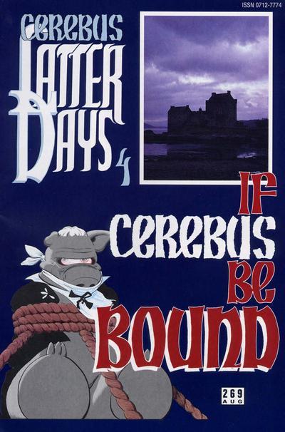 Cover for Cerebus (Aardvark-Vanaheim, 1977 series) #269