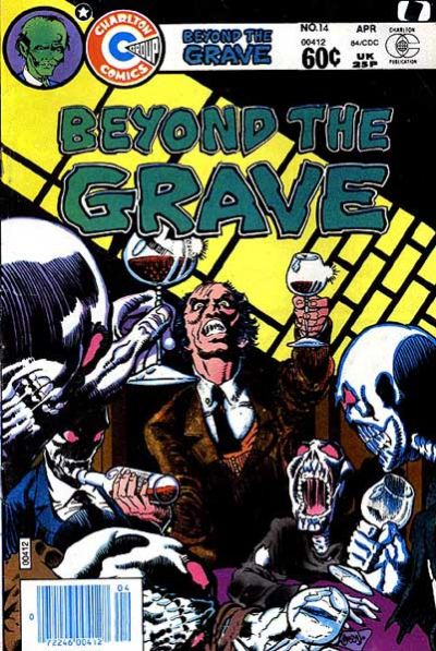 Cover for Beyond the Grave (Charlton, 1975 series) #14