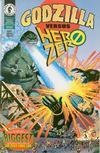 Cover for Godzilla vs. Hero Zero (Dark Horse, 1995 series) #1