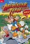 Cover for Abenteuer Team (Egmont Ehapa, 1996 series) #5