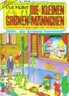 Cover for Die kleinen grünen Männchen (Condor, 1983 series) #1