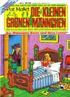 Cover for Die kleinen grünen Männchen (Condor, 1983 series) #2