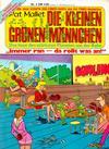 Cover for Die kleinen grünen Männchen (Condor, 1983 series) #4