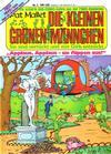 Cover for Die kleinen grünen Männchen (Condor, 1983 series) #5
